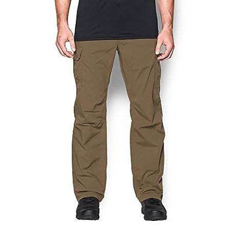 Under Armour Men's Storm Tactical Patrol Pants, Coyote Brown/Coyote Brown, 36/32