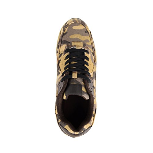 Chunkyrayan Hommes Sport de Baskets Chaussures Femmes de Chaussures Course Elara Unisexe Sport RAfBOq