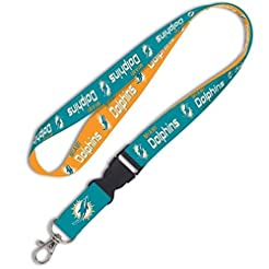WinCraft NFL Lanyard with Detachable Buc...
