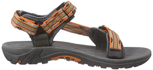 Northland Professional Outback Sandals - Sandalias Hombre Naranja (Orange/taupe)
