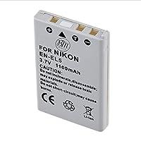 BM Premium EN-EL5 Battery for Nikon Coolpix Digital Cameras by Big Mike's