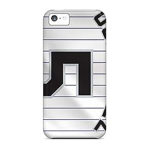 Cute High Quality Iphone 5c Colorado Rockies Case