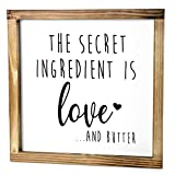 MAINEVENT The Secret Ingredient is Always Love