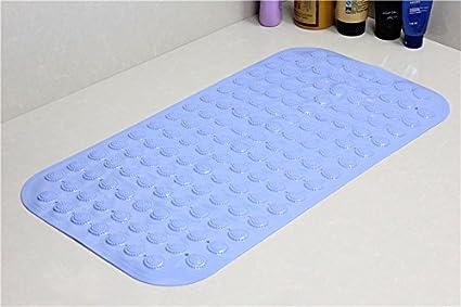 Set pezzi di tappeti bagno php in puro cotone con antiscivolo