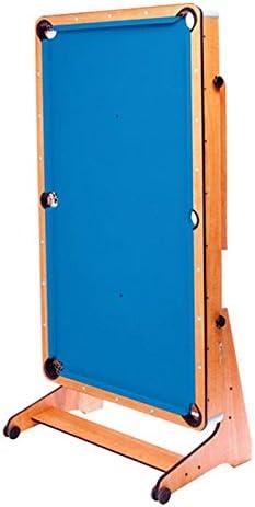 Riley FP 6TT Mesa Multifuncional 2 en 1 - Mesa de Billar, Mesa de Ping Pong, Plegable, Accesorios incluidos, Bolas de Billar de 48 mm, Madera de Haya: Amazon.es: Deportes y aire libre