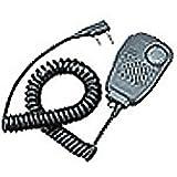 Kenwood Original SMC-34 Hand Speaker Mic w/ Swivel Clip, Volume & Remote Control, & 2.5 mm Earpiece Audio Jack