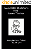 Memorable Quotations from James Thurber (English Edition)