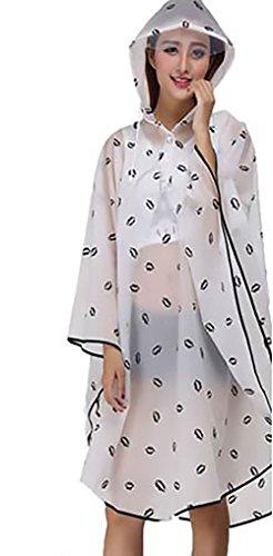 Femme Avec Raincoat Raincoat Femme Imperm Capuche qqxS86wH