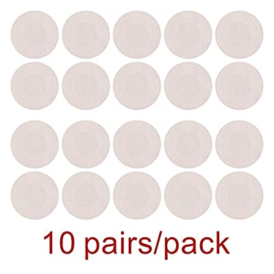 WingsLove 10 Pairs Womens Adhesive Nipple Covers Disposable Breast Petal Pads Patches