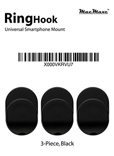 RingHook Replacement for Ring Hook Mount - Universal Smartphone Mount