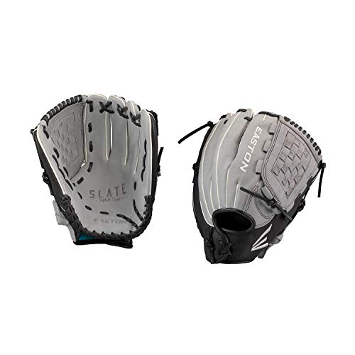 Fastpitch Glove - Easton Slate Fastpitch Series Baseball GloveRight Hand Throw, 12.5