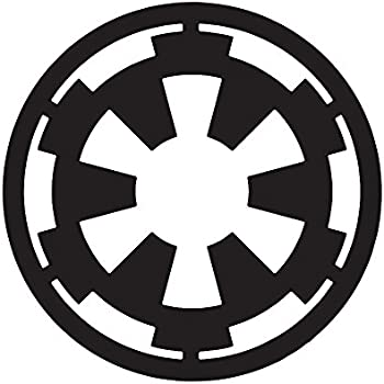 Amazon Star Wars Galactic Empire Decal Automotive