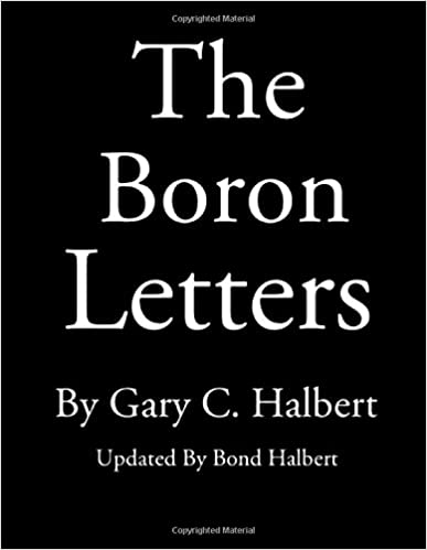 The Boron Letters - Gary Halbert