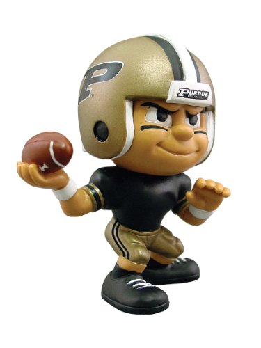 - Lil' Teammates Purdue Boilermakers Quarterback NCAA Figurines