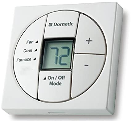 amazon com dometic rv air conditioner single zone lcd thermostat