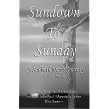 Sundown To Sunday