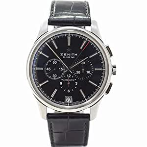 Zenith El Primero Swiss-Automatic Male Watch 03.2110.400/22.C493 (Certified Pre-Owned)