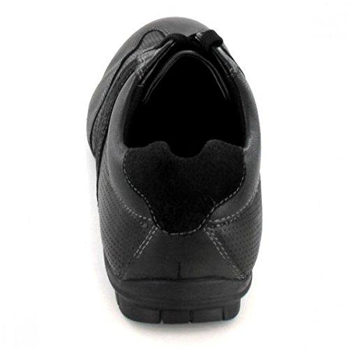 bugatti 313-27401-4014 Größe 42 Schwarz (schwarz)