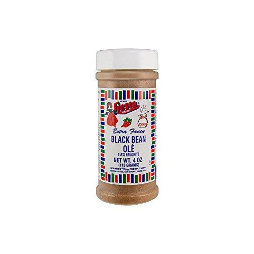 - Bolner's Fiesta Extra Fancy Black Bean Ole Seasoning 4oz