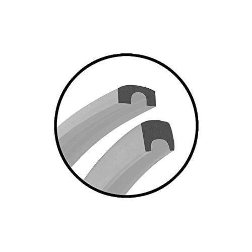 MACs Auto Parts 32-15461 Rumble Lid Seals - Ford Coupe, Ford Roadster, Ford Cabriolet & Ford Convertible Coupe
