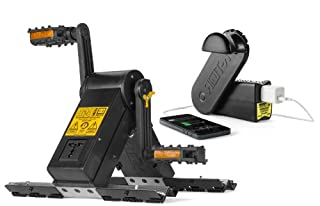 K-tor Emergency Disaster Kit: 120 Volt, 20 Watt Pedal Generator, 1 Amp USB hand Crank Generator, and , Cell Phone Charger, Any Portable Electronic Charger (B00FDVMBJO) | Amazon price tracker / tracking, Amazon price history charts, Amazon price watches, Amazon price drop alerts