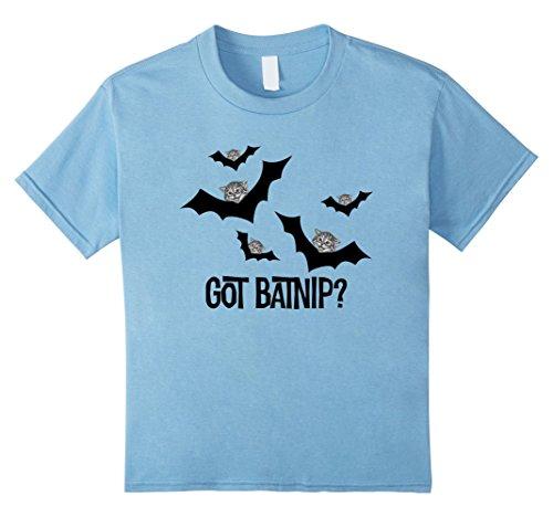 Ten Offensive Costumes Most Halloween (Kids Got Batnip? T Shirt funny batcat halloween costume gift tee 10 Baby)