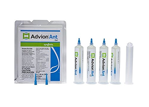 Advion Ant Bait Gel (5 boxes of 4 tubes)