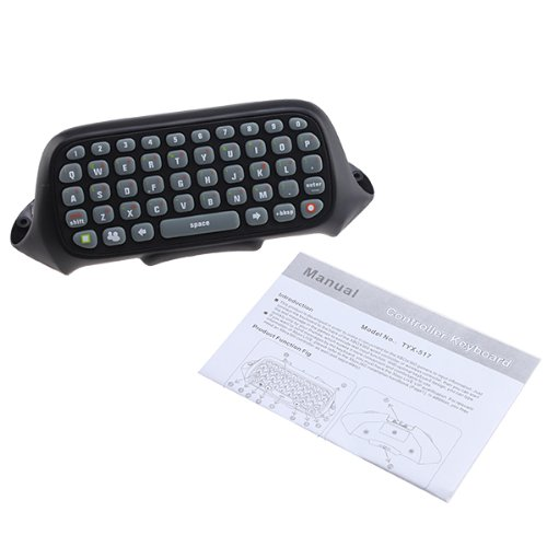 Messenger Keyboard Chatpad Microsoft Controller