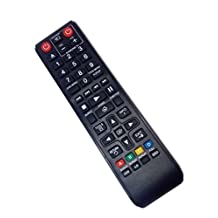 Replaced Remote Control Compatible for Samsung BD-F5100/ZA BD-J5100 BD-J5900 BD-JM59/ZA BD-H5900ZA BD Blu-Ray DVD Disc Player