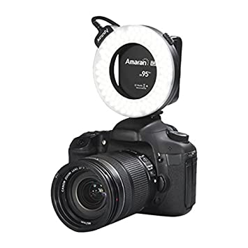 Amazon Aputure Amaran Halo LED Light Camera &