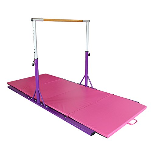 Bestmart INC Purple Adjustable (3'-5') Horizontal Kip for sale  Delivered anywhere in USA