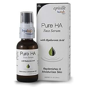 Hyalogic Episilk Pure HA Serum - Pure Hyaluronic Acid - HA Facial Serum - 1 ounce