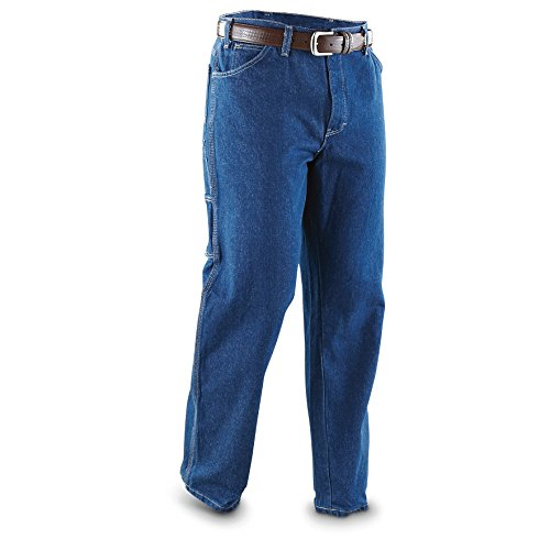 Industrial Relaxed Fit Jean - 5