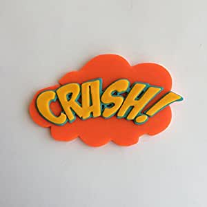 Sign Crash! 100 Cookie Cutter Set (3 inches)