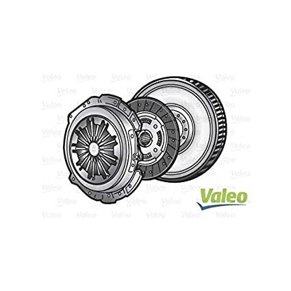 Amazon.com: VALEO Clutch Kit 4P no bearing Fits CHEVROLET Captiva Suv OPEL VAUXHALL 2005-: Automotive