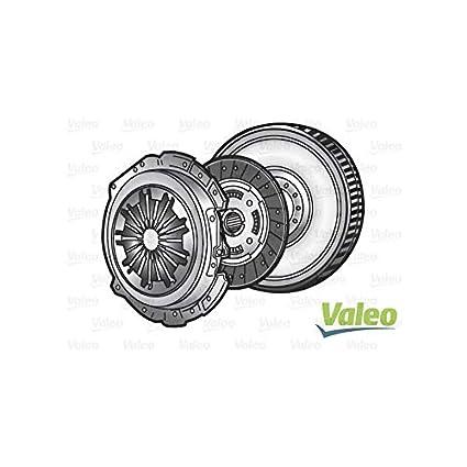 Amazon.com: VALEO Clutch Kit 4P no bearing Fits CHEVROLET Captiva Suv OPEL VAUXHALL 2005-: Automotive