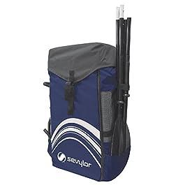 Sevylor Sac à Dos Universel QuickPack pour Ranger Kayak Gonflable, Pagaies et Accessoires