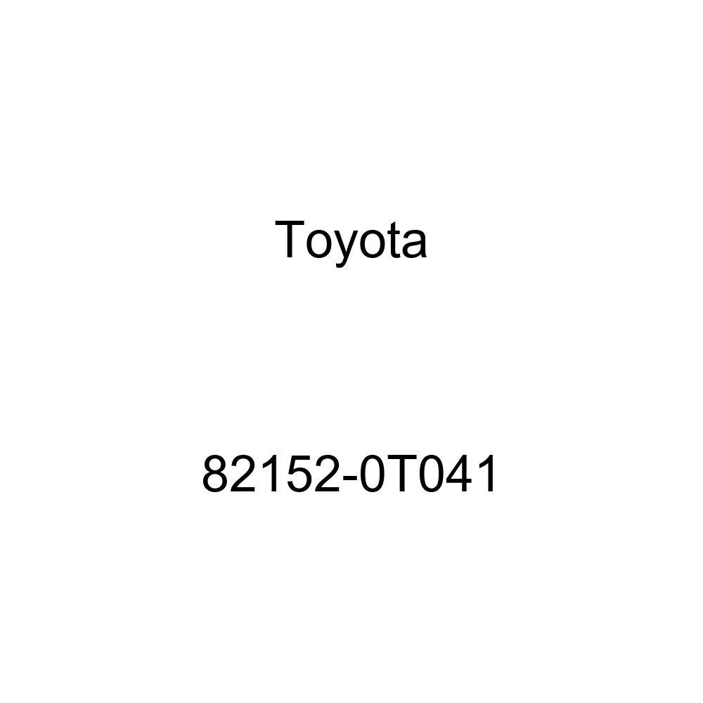 Genuine Toyota 82152-0T041 Door Wire