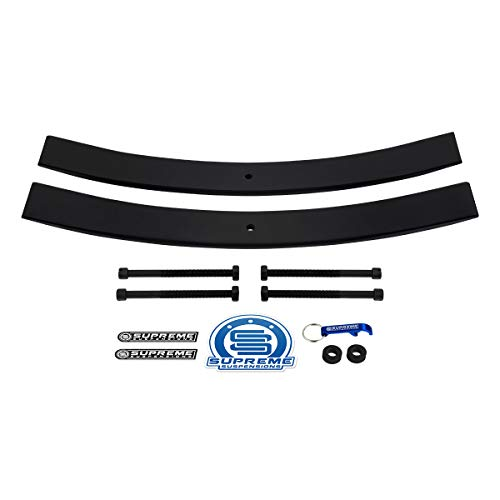 Supreme Suspensions - Rear Leveling Kit for Suzuki Samurai 2