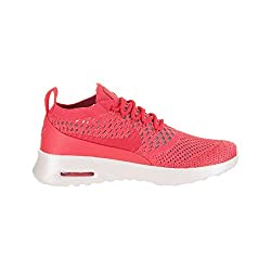 Nike Women's Air Max Thea Ultra Flyknit Pinkwhite 881175-603 (Size: 6)