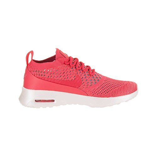 9109786e60a5 Galleon - NIKE Women s Air Max Thea Ultra Flyknit Pink White 881175-603  (Size  8)