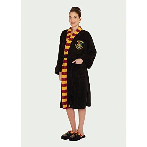 Harry Potter Hogwarts Unisex Tofflor Kvinna L 9-11, Manar M 8-10