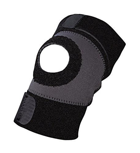 Ace Moisture Control Knee Support Large, Moderate Support -