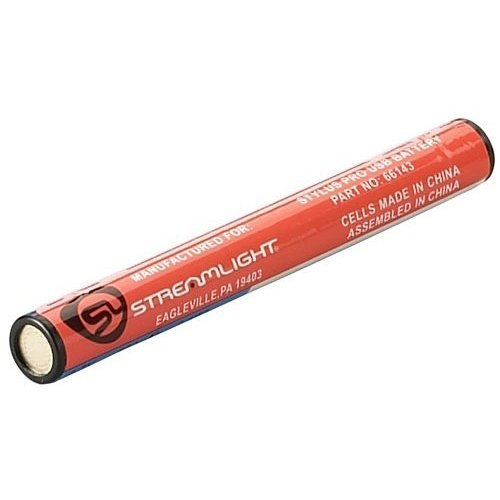 - Streamlight Stylus Pro USB 66143 Replacement Battery 3.7V/660 mAh/Lithium Ion