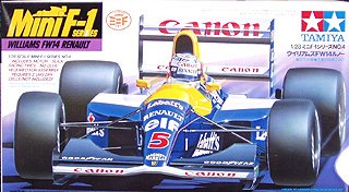 1/28 ウィリアムズFW14 ルノー [ミニF1シリーズ NO.4]