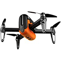 Original mini drone Wingsland M5 GPS WIFI FPV RC Drone with Ultrasonic Altitude Holding Point Of Interest Mode