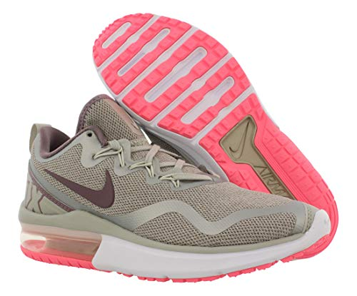 Femme Nike Bone Grey pale Running Fury Air Max Compétition Wmns taupe Gris light Chaussures Grey De 004 R48wRr