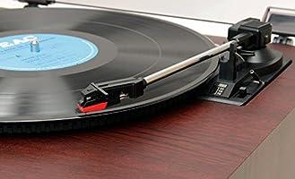 Teac Mc-D800 - Tocadiscos, Color Cerezo: Amazon.es: Electrónica