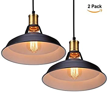 Vintage Metal Industrial Pendant Lamps S G Retro Ceiling
