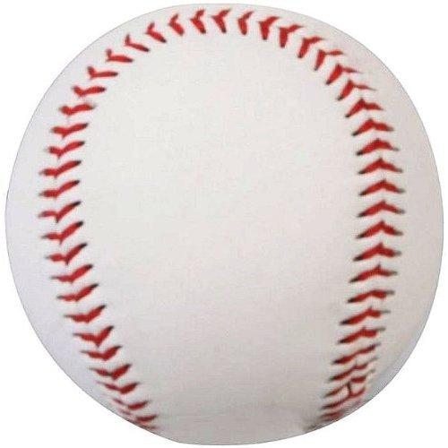 Baseball weiß gestickt. Baseball weiß gestickt. Summer Play